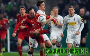 B.Monchengladbach vs Bayern Munchen