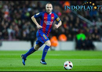 Kandidat Pengganti Pemain Bintang Barcelona Andres Iniesta