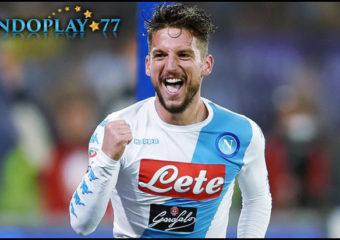 Mencari Pengganti Griezmann, Atletico Incar Striker Utama Napoli