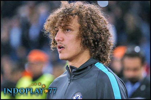 Beberapa Calon Klub Baru Tujuan Striker Chelsea David Luiz