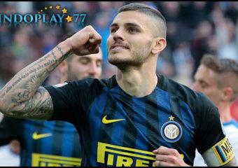 Berhasil Menjadi Pemain Tertajam Inter Milan, Icardi Di Posisi 10 Besar