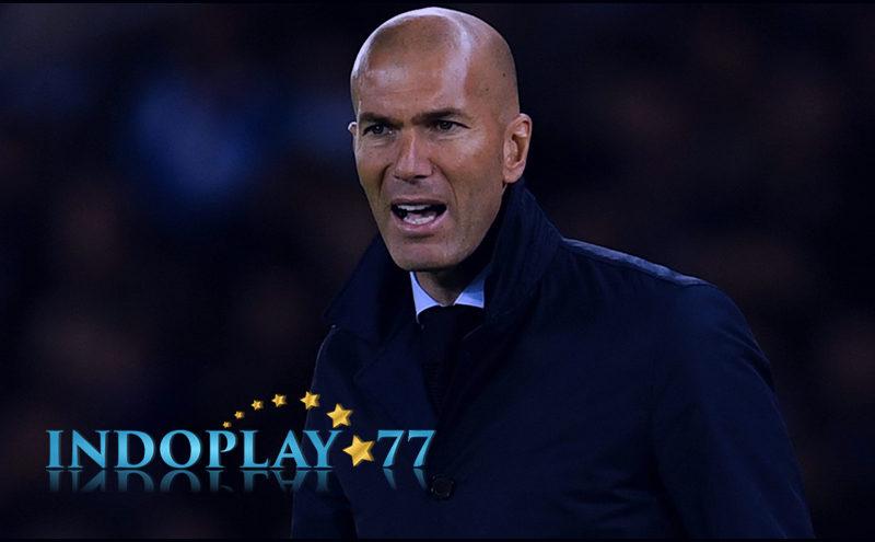 Pelatih Pengganti Zinedine Zidane