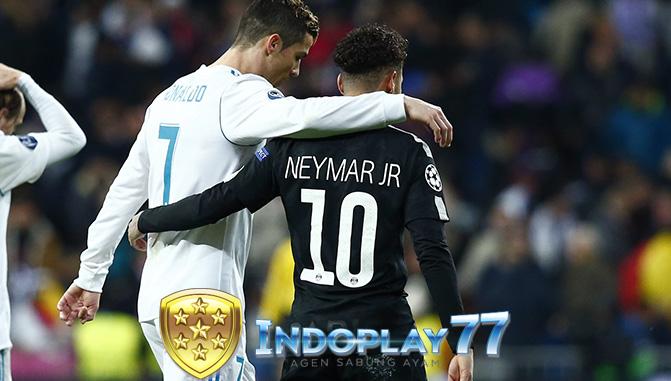 Real Madrid Akan Mengerikan Jika Neymar Bergabung