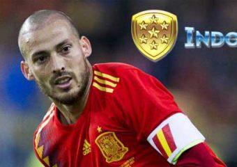 Gelandang Timnas Spanyol Putuskan Untuk Gantung Sepatu