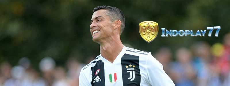 Gol Perdana Cristiano Ronaldo Bersama Dengan Juventus