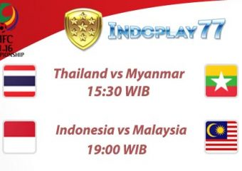 Jadwal Pertandingan Babak Semifinal Piala AFF U-16