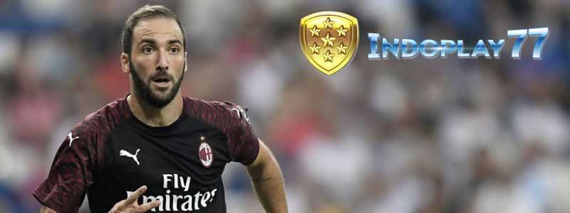 Penyebab Higuain Lebih Memilih Milan Daripada Chelsea