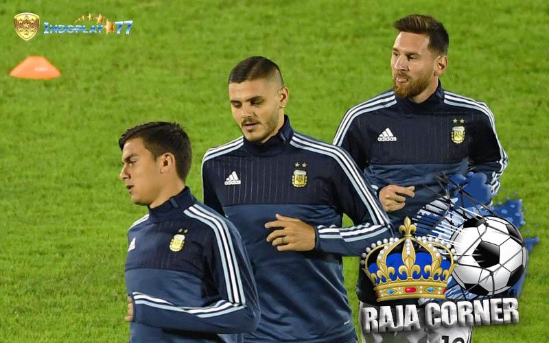 Argentina Berharap-harap Messi