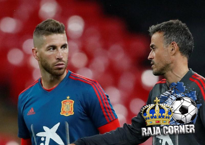 Pelatih Dan Pemain Spanyol Optimis Menghadapi Timnas Inggris