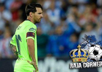 Tiang Gawang Menjadi Musuh Utama Messi