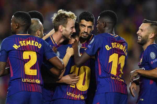 Barcelona Boros Dengan Miliaran