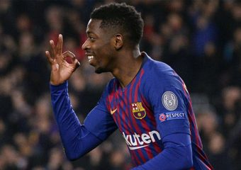 Barcelona Tidak Beruntung
