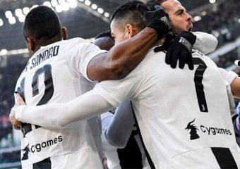 Ronaldo Membantu Juventus