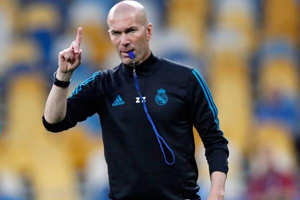 Son, Hazard dan Mbappe Menjadi Kandidat Kuat Pilihan Zidane