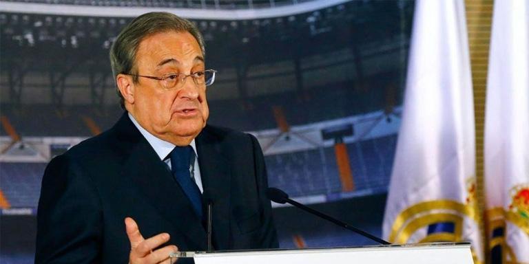 Fans Real Madrid Ingin Perez Mengundurkan Diri Dari Jabatannya
