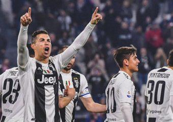Ronaldo Tidak Akan Hengkang Hingga Juventus Juara