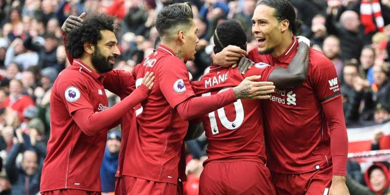 Hasil Pertandingan Liverpool vs Chelsea: Skor 2-0