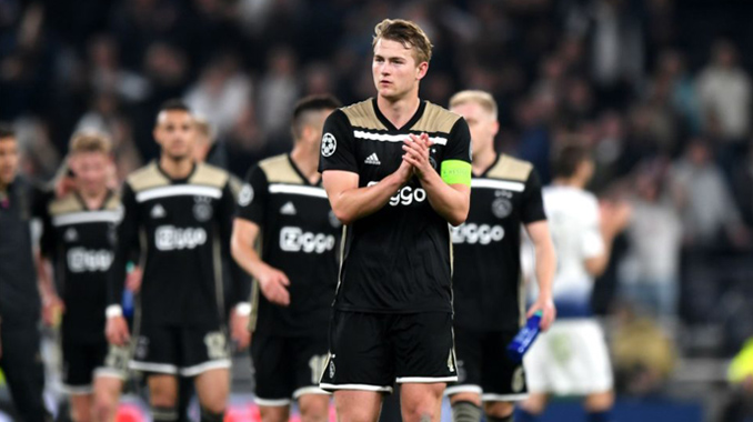 De Ligt Hanya Akan Ke Spanyol Atau Inggris, Bukan Juventus