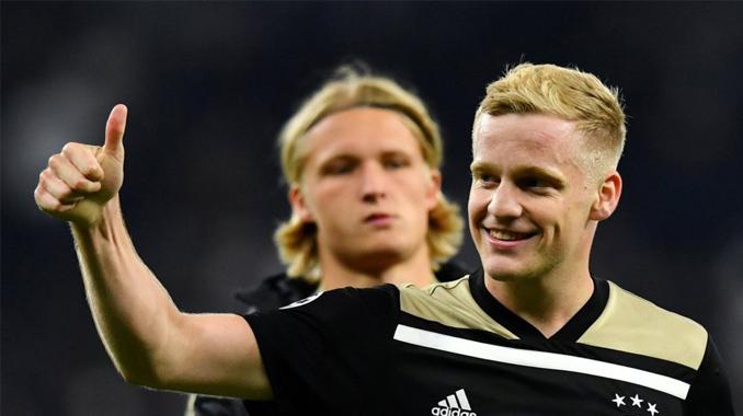 Real Madrid Mengincar Bintang Ajax Dan Batal Mendatangkan Pogba